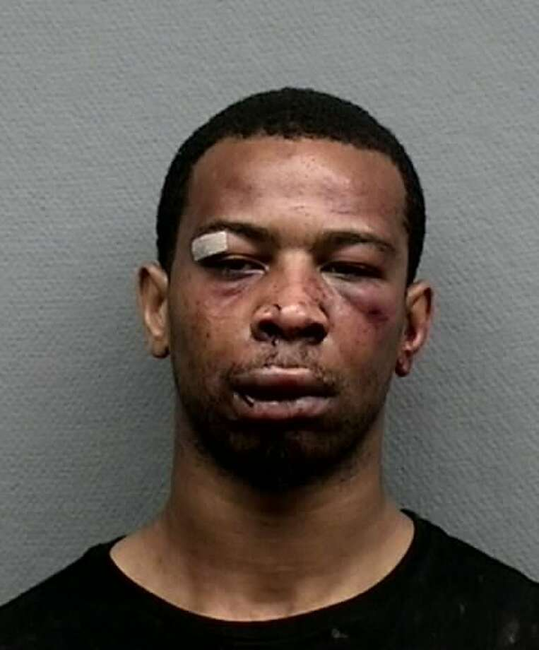 Michael Earl Marshall, 29, was found guilty of first-degree aggravated robbery Tuesday and was sentenced to 50 years in prison Wednesday. Photo: Harris County District Attorney's Office
