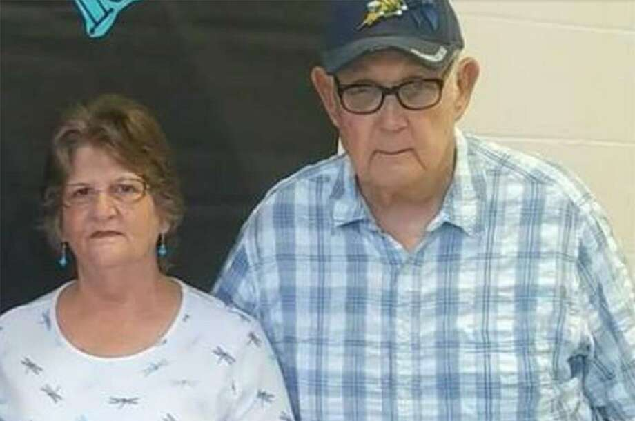 "Friends called Sara and Dennis Johnson  ""the great couple."" The Johnsons were killed in the Sutherland Springs shooting. Photo: Courtesy"