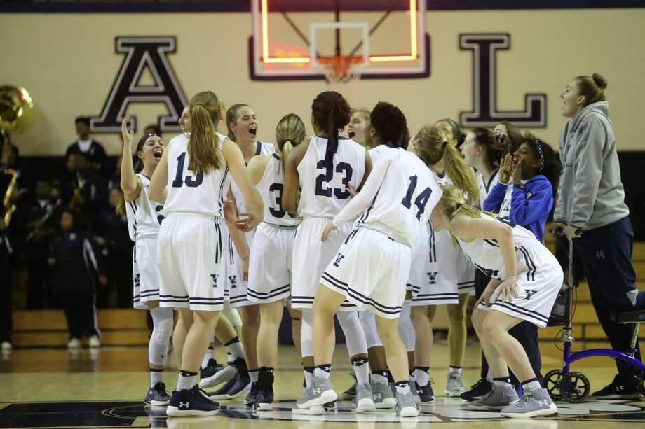 The Yale women's basketball team is seeking its first Ivy title since 1979. Yale is the No. 4 seed in the league tournament and will face No. 1 Princeton Saturday at 6 p.m. at the Palestra in Philadelphia. Photo: Yale Athletics