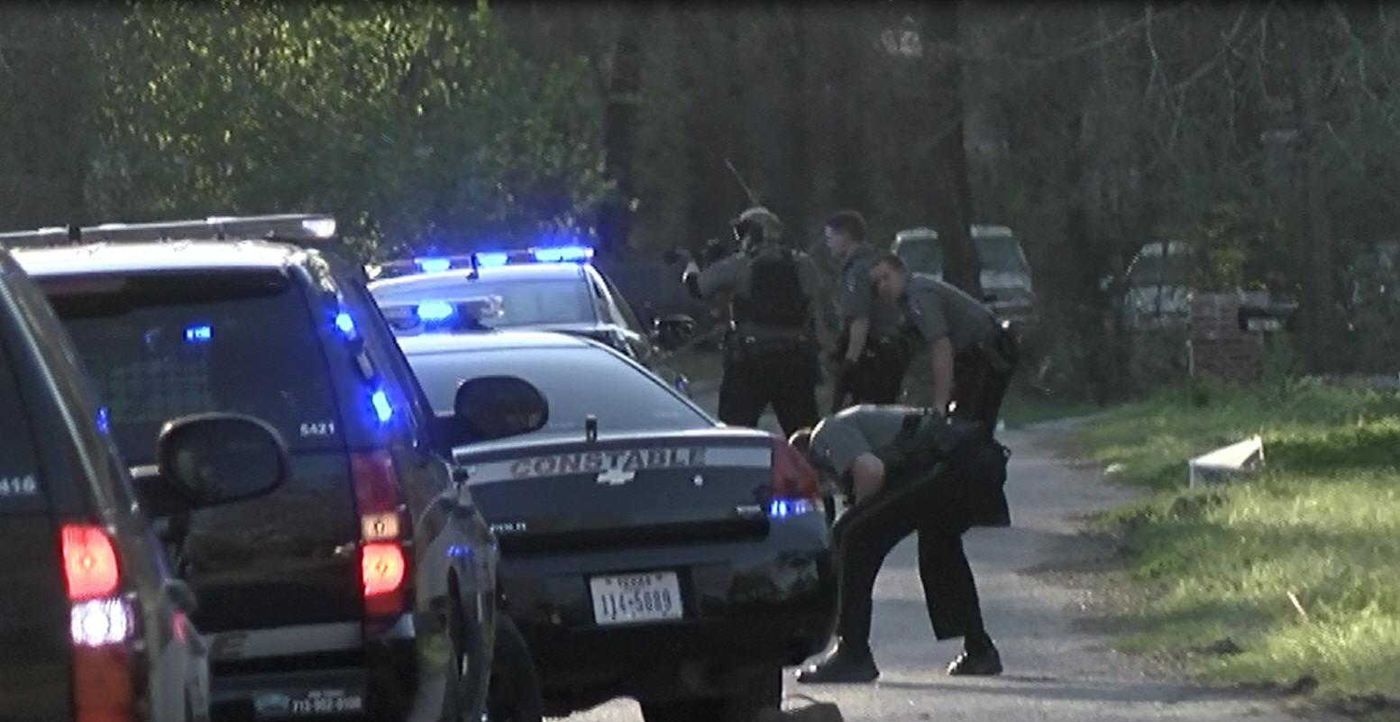 Update: Standoff ends in East Montgomery County