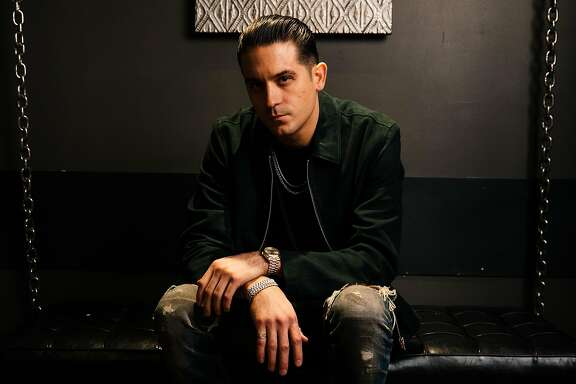 Gerald Earl Gillum, known as G-Eazy, photographed at the Dirty Habit in San Francisco, Calif., Thursday, March 1, 2018