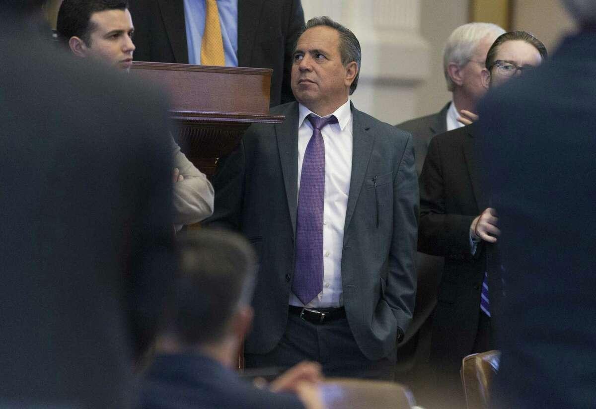 Democratic state Rep. Tomas Uresti lost to newcomer Leo Pacheco.