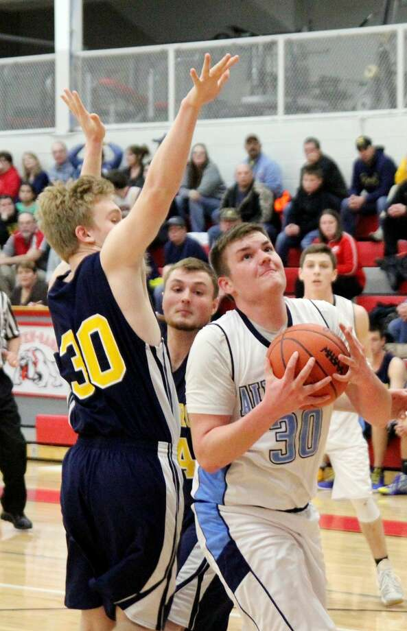 Class D Boys Basketball District Semifinals 2018 Photo: Mike Gallagher/Huron Daily Tribune