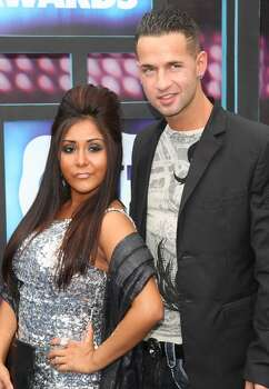 "Mike Sorrentino ""The Situation"" and Nicole Polizzi ""Snooki"" made a name for themselves on MTV's ""Jersey Shore."" Photo: Peter Kramer"