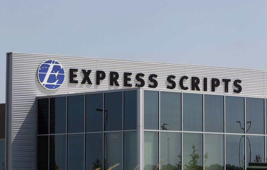 Bloomfield, Conn.-based Cigna is acquiring Express Scripts for $67 billion, in merger plans announced March 8, 2018. (AP Photo/Jeff Roberson, File) Photo: Jeff Roberson / Associated Press / AP