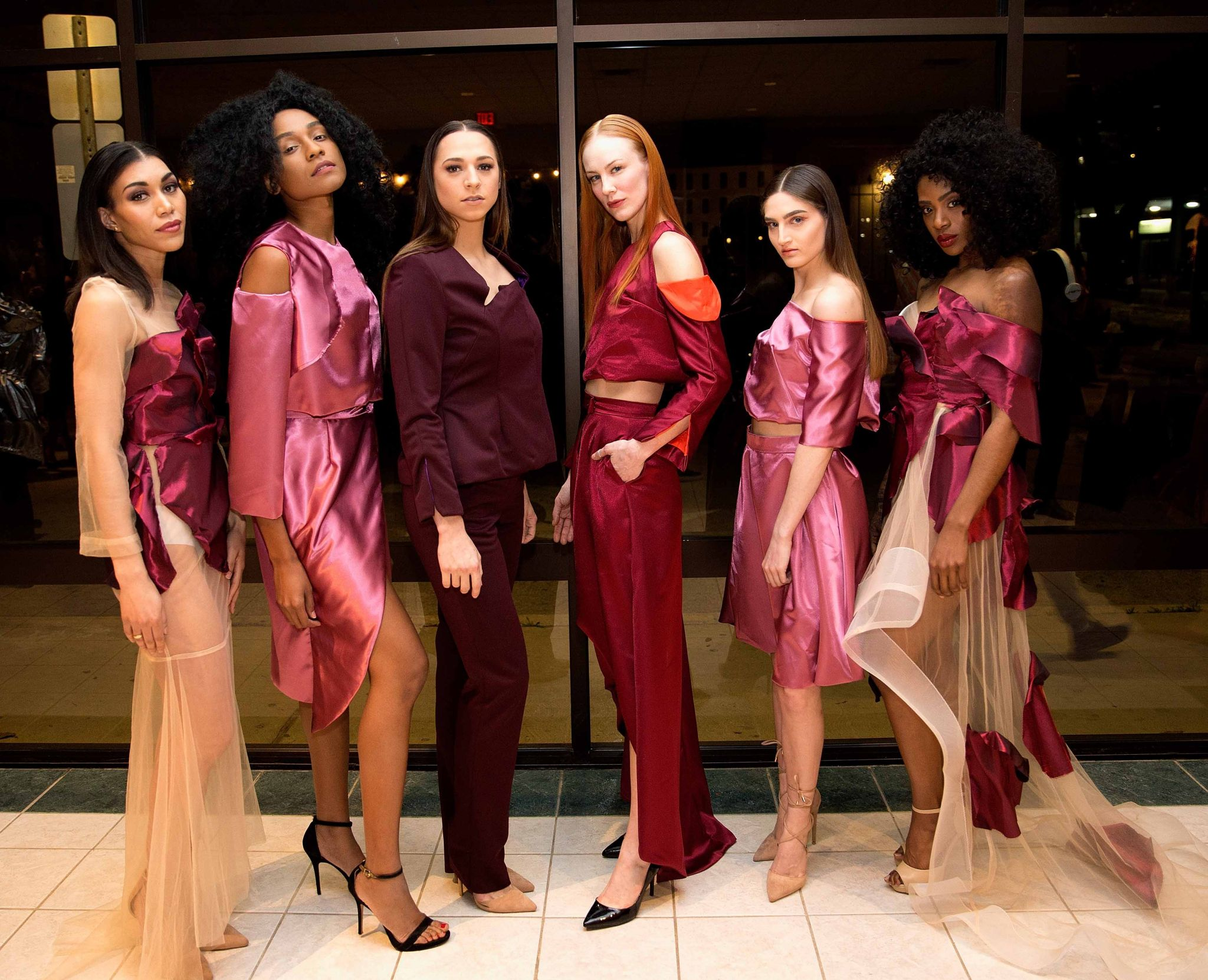 Houston week-long 'Fresh Off the Rail' haut fashion event kicks off