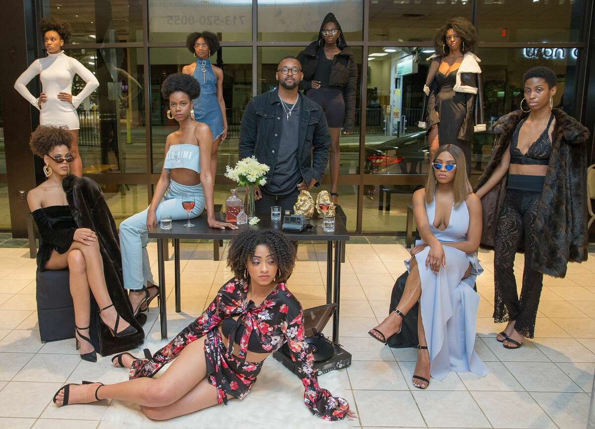 """The """"Fresh Off The Rail"""" fashion event kicked off in Houston on March 7, 2018. It focuses on celebrating the creativity, culture and innovation in the heart of Houston."""