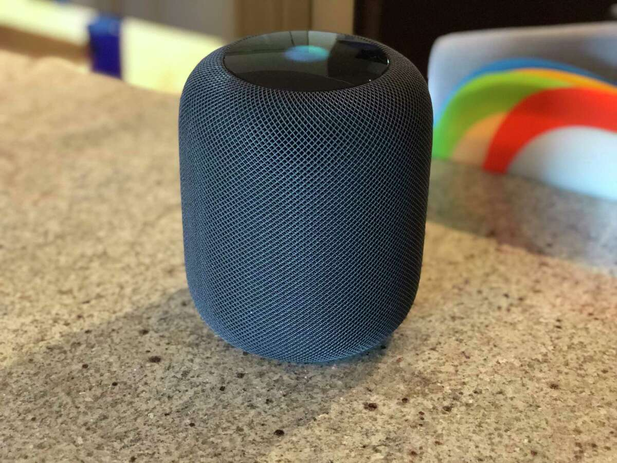 Apple's HomePod smart speaker is designed to work closely with its Apple Music service.