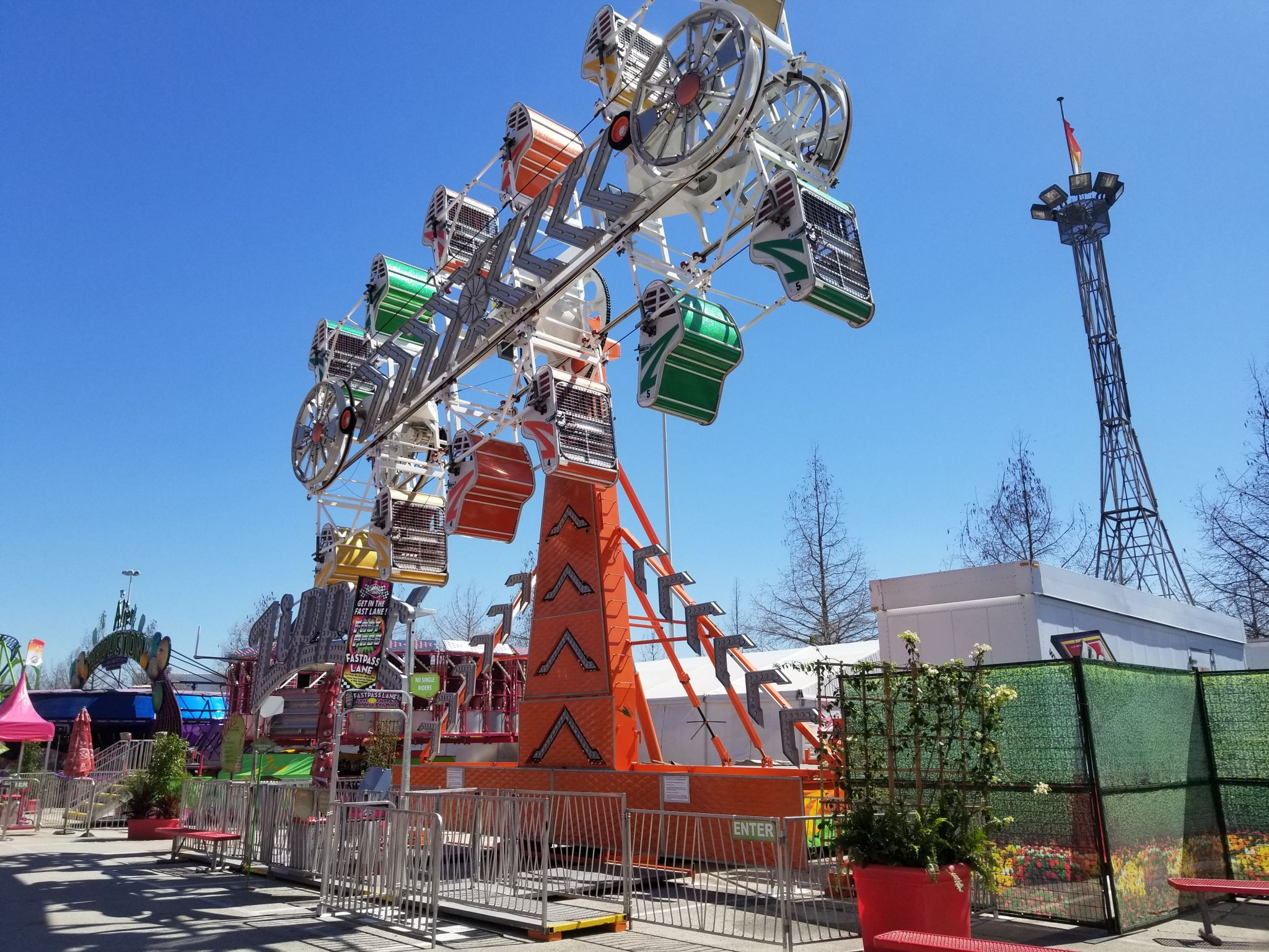 Best And Worst Carnival Rides At Rodeohouston Houston