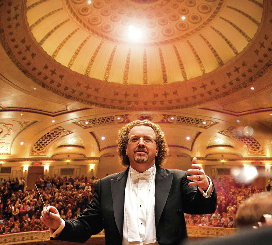 New SLSO Music Director Stephane Deneve. Photo: Courtesy Of SLSO