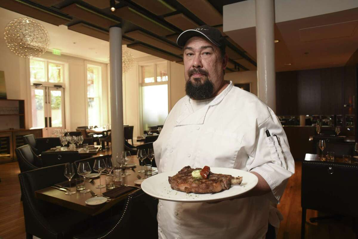 Executive chef Gary Boatman oversees the kitchen at Silo Prime.