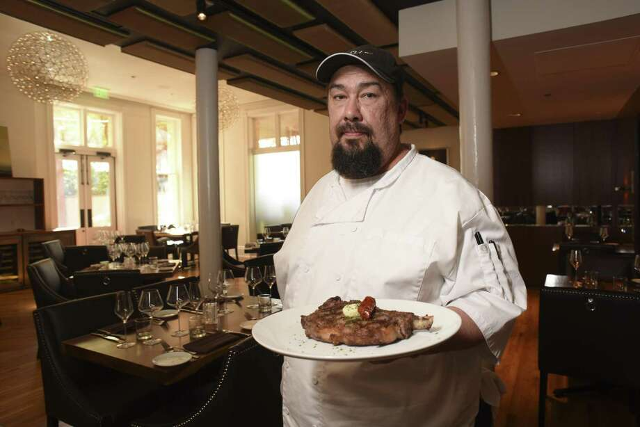 Executive chef Gary Boatman oversees the kitchen at Silo Prime. Photo: Billy Calzada /San Antonio Express-News / San Antonio Express-News