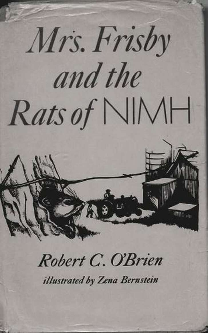 """Mrs. Frisby and the Rats of NIMH"": A favorite book since age 8."