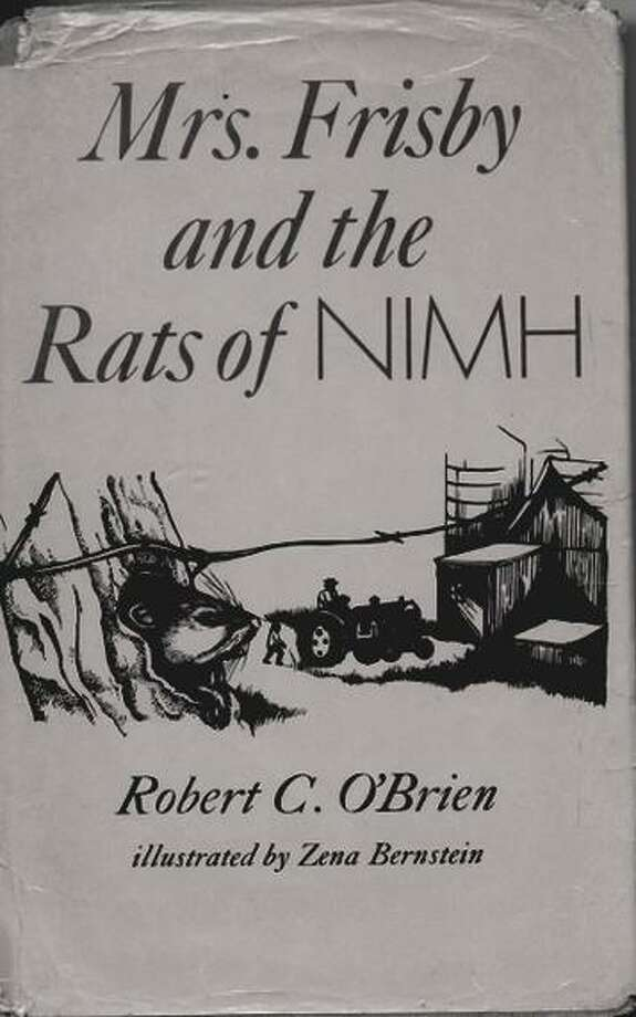 """""""Mrs. Frisby and the Rats of NIMH"""": A favorite book since age 8."""
