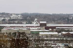 A view of the Watervliet Arsenal on Thursday, March 8, 2018, in Watervliet, N.Y.  (Paul Buckowski/Times Union)