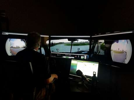 Starsky Robotics said it drove an big-rig truck with no human aboard for seven miles on a Florida highway last month. A remote operator guided the truck on and off the road.