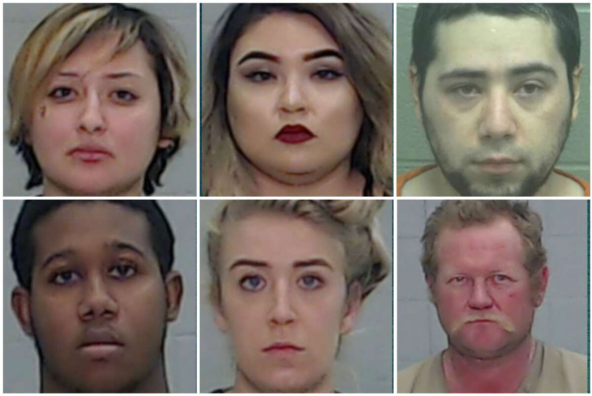 See the mugshots of the 62 arrested in a prostitution sting in Midland and Odessa..