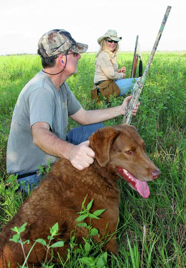 Texas hunters in 2017 tied the record for the lowest number of firearms-related accidents and set a record for lowest number per 100,000 licenses sold, with accident rates and fatalities dropping more than 90 percent since 1966 despite hunter numbers doubling. Photo: Shannon Tompkins / Houston Chronicle