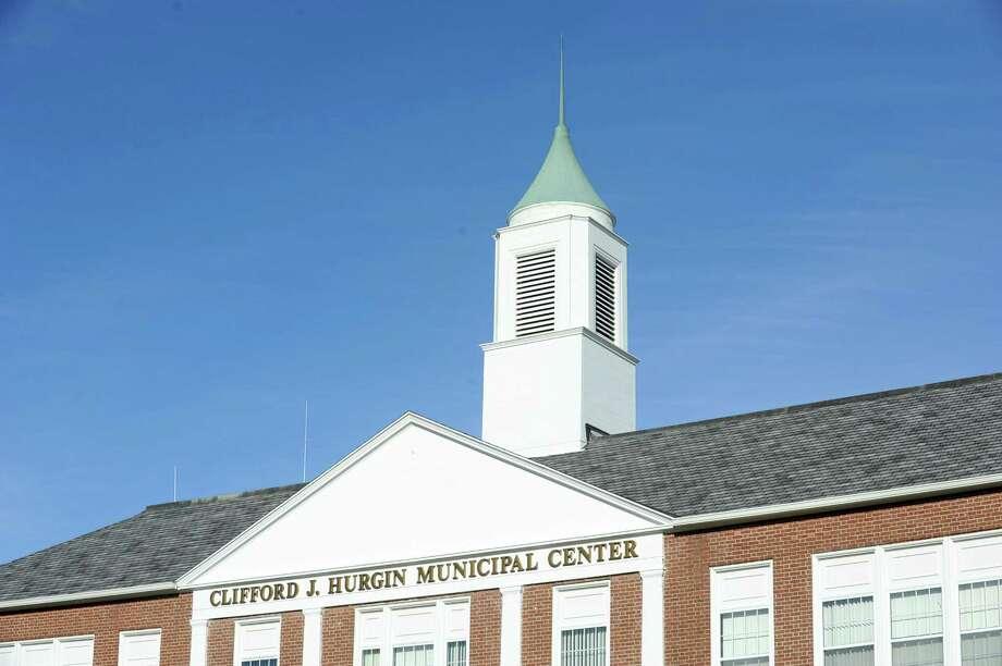 Clifford J. Hurgin Municipal Center on School Street in Bethel, Conn., Wednesday, Nov. 20, 2013 Photo: Contributed Photo / Contributed Photo / The News-Times