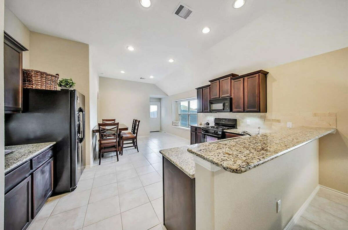 Houston (Meadowview Farms):1403 Spencer Glen LaneList price:$165,000Bedrooms/bathrooms:3/2Square feet:1,515