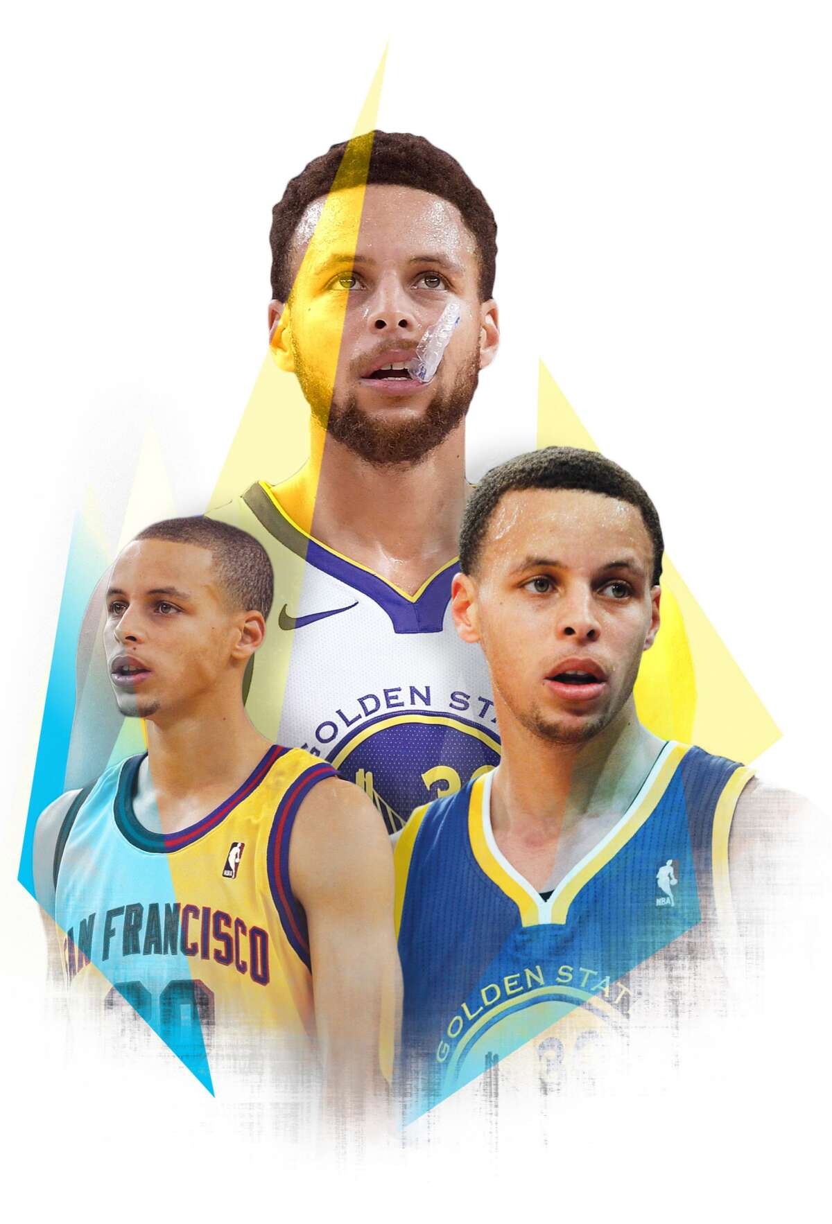 Curry is turning 30 after an extraordinary decade in which he blossomed from a slender, baby-faced prospect at Davidson College into the face of the NBA's most high-profile franchise.