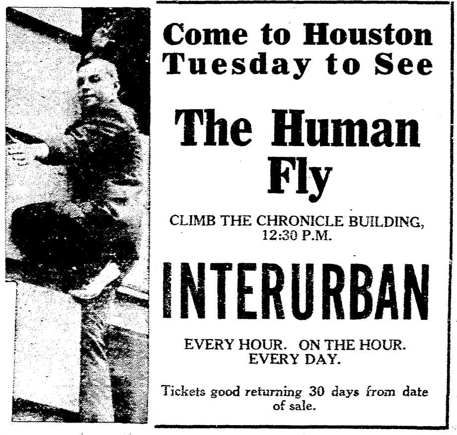Houston Chronicle advertisements from March 4, 1918. Photo: Chronicle Microfilm