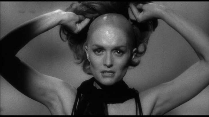 "Constance Towers is a prostitute trying to leave the life behind in Samuel Fuller's ""The Naked Kiss"" (1964), part of ""The Dark Side of the Dream"" film series at San Francisco's Roxie Theater, March 23-March 26. Photo courtesy of Elliot Lavine."