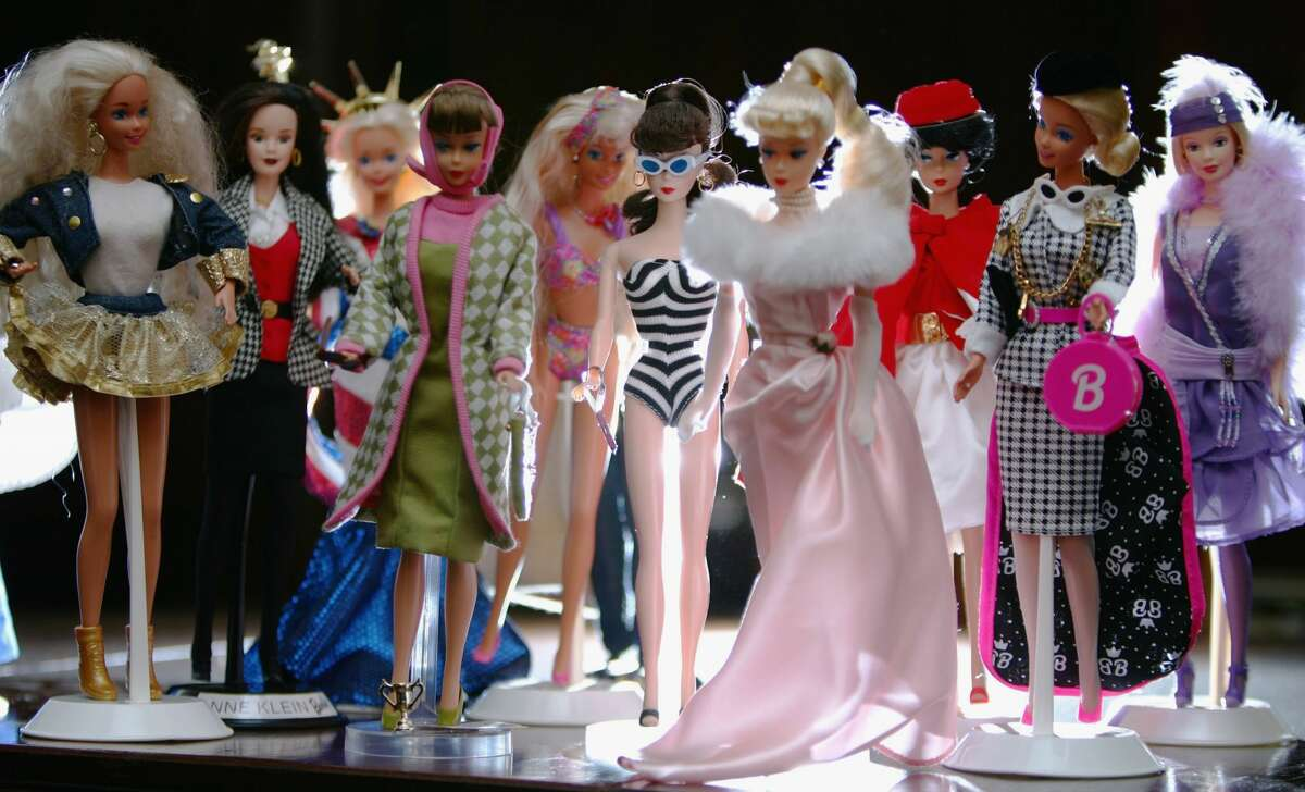 Gallery: How Barbie dolls have changed after almost six decades 1959