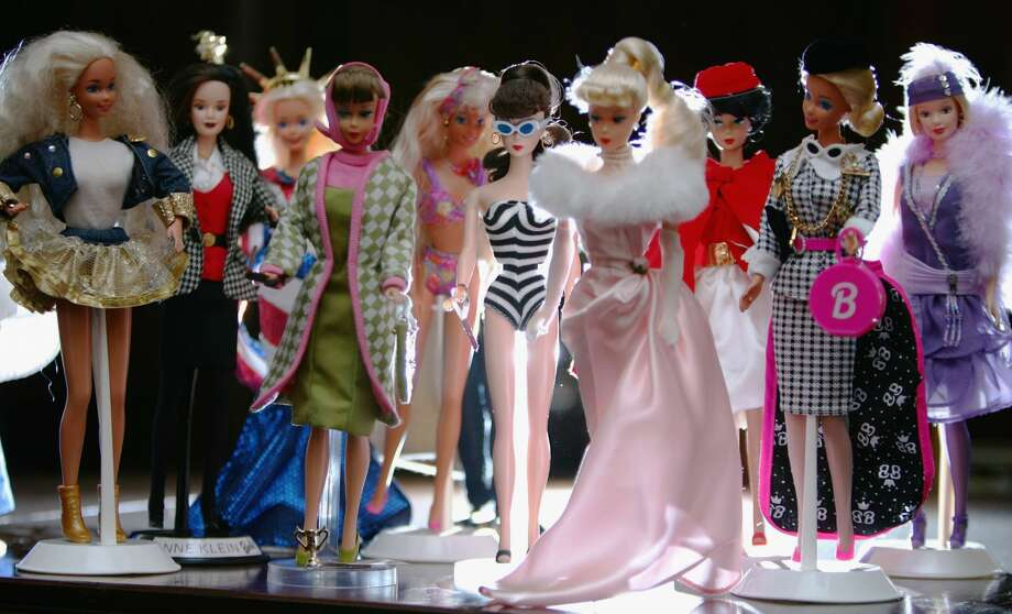 Gallery: How Barbie dolls have changed after almost six decades  1959 Photo: Ian Waldie/Getty Images