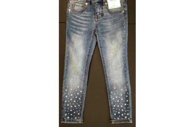 The Consumer Product Safety Commission issued a recall for 13,000 pairs of skinny jeans sold at Target. The jeans are embellished with star studs that have fallen off and injured people.
