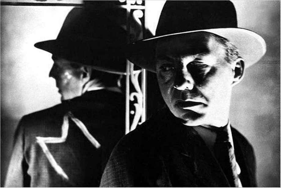"""David Wayne is an accused child killer in Joseph Losey's """"M"""" (1951), part of """"The Dark Side of the Dream"""" film series at San Francisco's Roxie Theater, March 23-March 26. Photo courtesy of Elliot Lavine. Photo: Elliot Lavine"""
