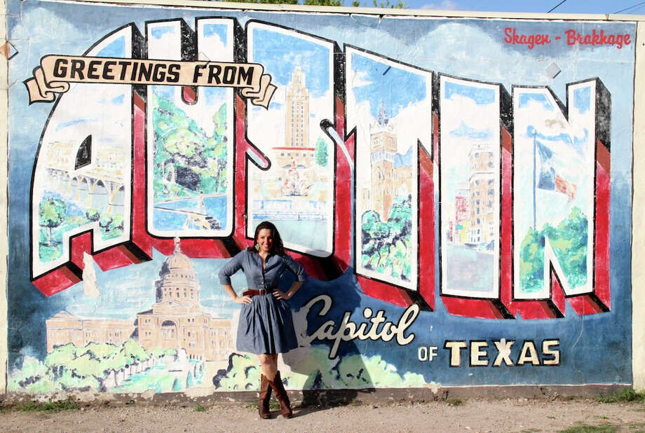 The Texans she has met along the way have embraced her as one of their own. She's been moved by the welcoming warmth of native Texans who are eager to share their love of the state with her. Photo: Summer Huggins