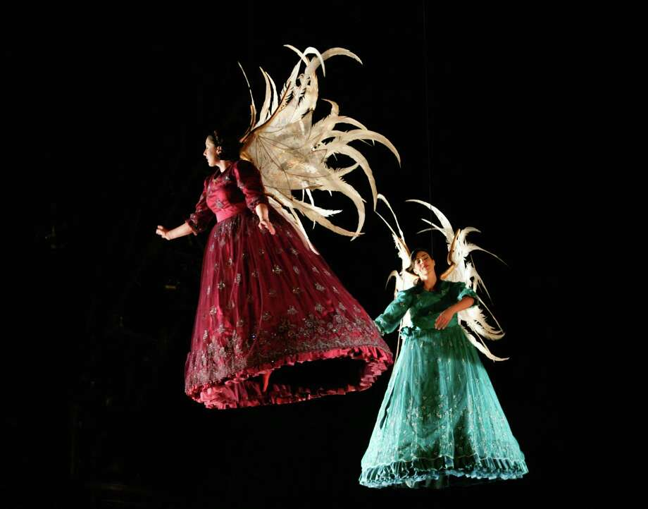 "Cirque du Soleil performs its ""Corteo"" arena show at Toyota Center March 8-11. Photo: Cirque Du Soleil"