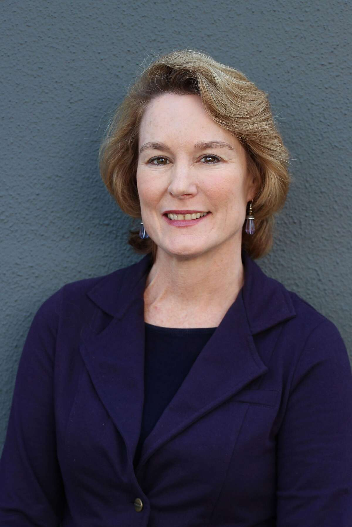 Holly Kernan is vp in charge of news at KQED