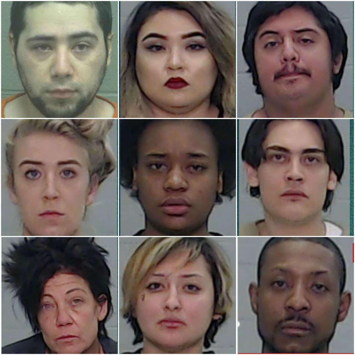 >> See the mugshots of 62 apprehended in a prostitution sting in Midland and Odessa...
