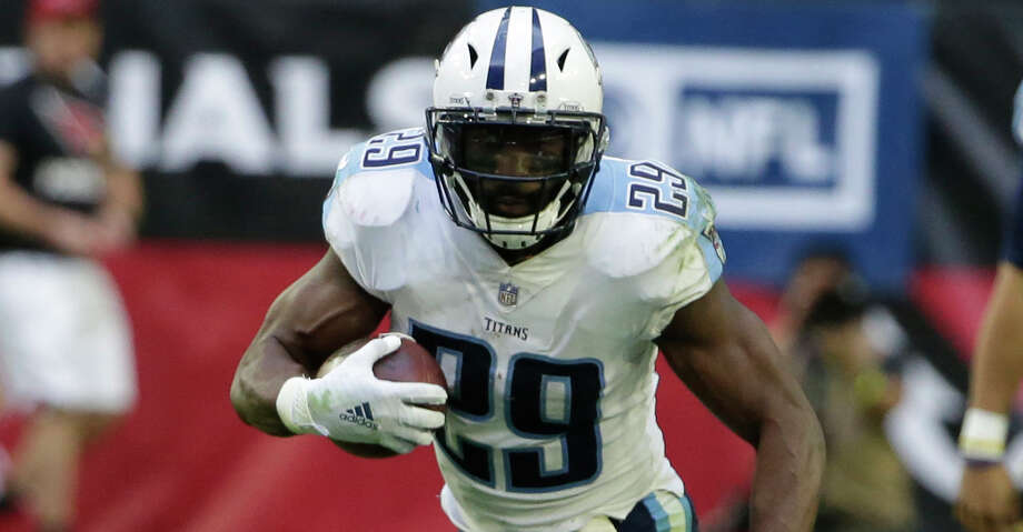 The Tennessee Titans plan to cut starting running back DeMarco Murray, the team announced Thursday. Photo: Rick Scuteri/Associated Press