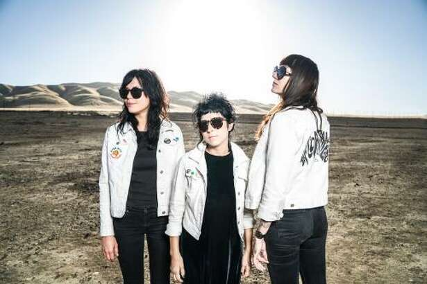 The Coathangers, a band from Atlanta, is one of the headliners for Heatwave III at Paper Tiger. The band will perform March 17.
