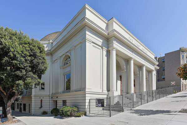 651 Dolores St. in Dolores Heights is a former church designed by architect William H. Crim that has been reimagined as a three-bedroom with more than 5,000 square feet of living space.