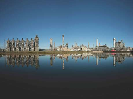 """An example of the """"most important industry in Texas""""? The expanding steam cracking capacity at the ExxonMobil Chemical Co. complex in Baytown."""