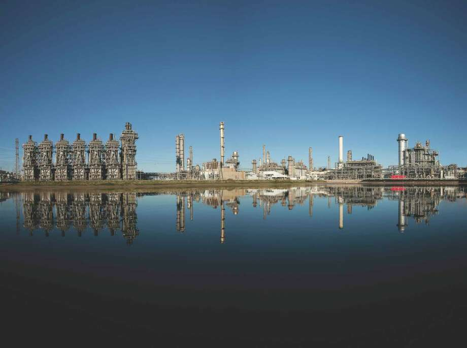 """An example of the """"most important industry in Texas""""? The expanding steam cracking capacity at the ExxonMobil Chemical Co. complex in Baytown. Photo: ExxonMobil Chemical Co. / handout"""