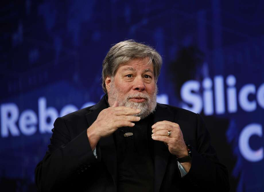 Apple co-founder Steve Wozniak recently declared that Silicon Valley had become the entire Bay Area. Photo: Anindito Mukherjee, Bloomberg