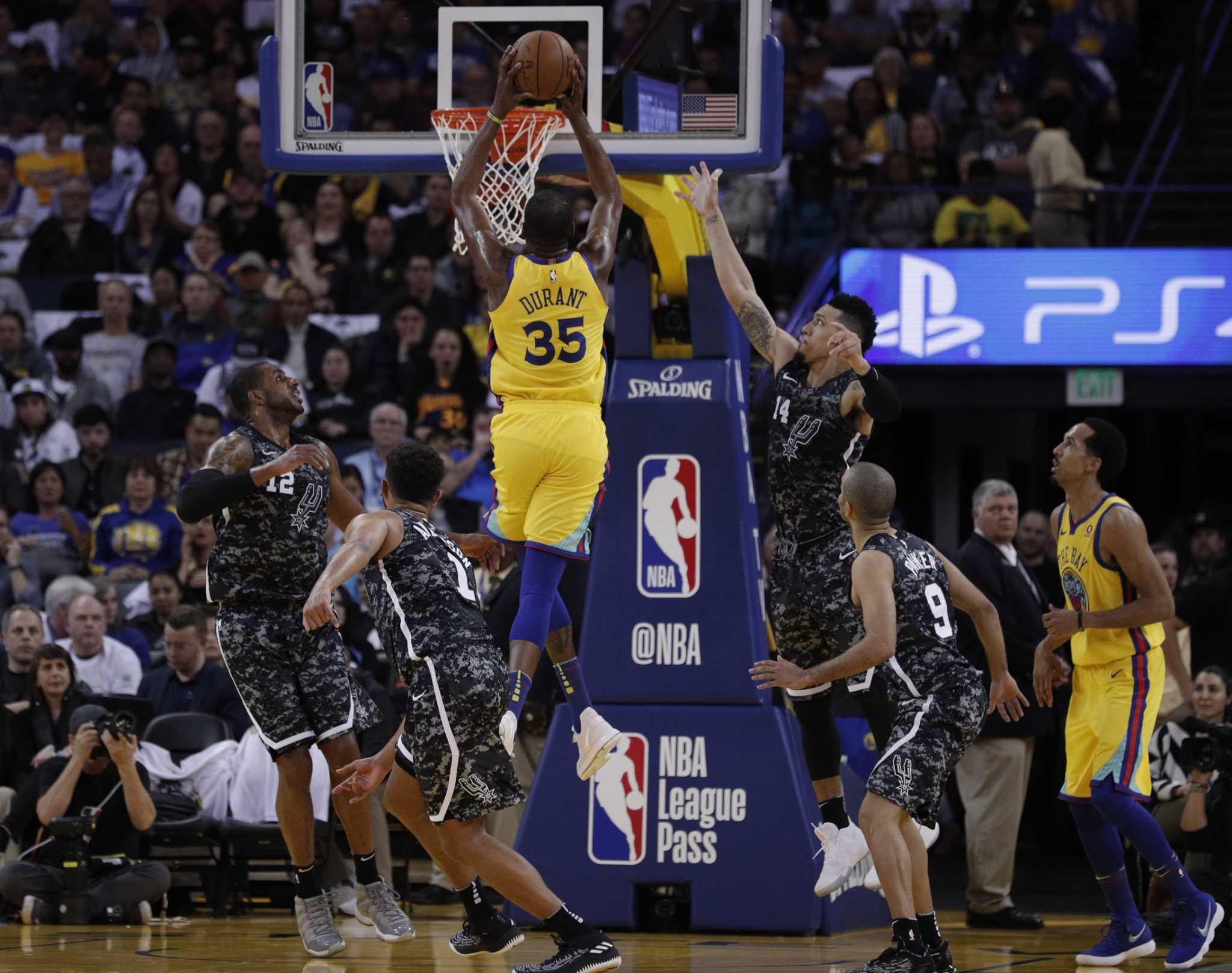 dd221e651 Fourth quarters continue to doom Spurs - ExpressNews.com