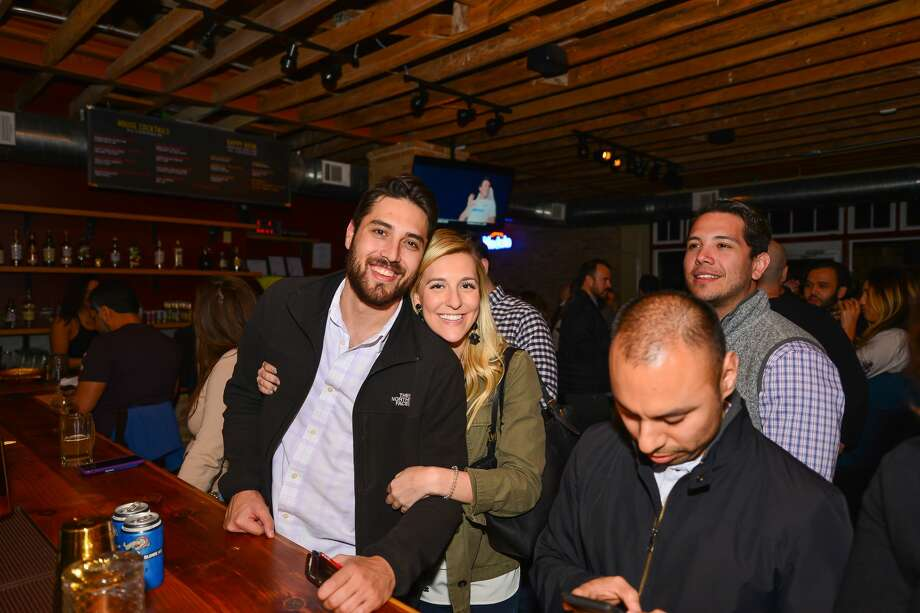 Still Golden, a spinoff of the closed Stay Golden pub near the Pearl, called in dozens for an opening week party on Thursday, March 8, 2018 in the new space. Stay Golden closed in the summer of 2017, but the new concept opened at the intersection of Broadway and Grayson street on Monday, March 5, 2018. Photo: Kody Melton, For MySA.com