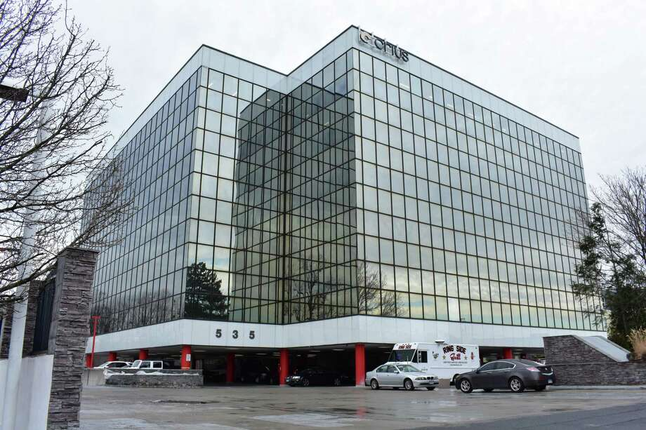 The headquarters building of Crius Energy at 535 Connecticut Ave. in Norwalk, Conn. Photo: Alexander Soule / Hearst Connecticut Media / Stamford Advocate