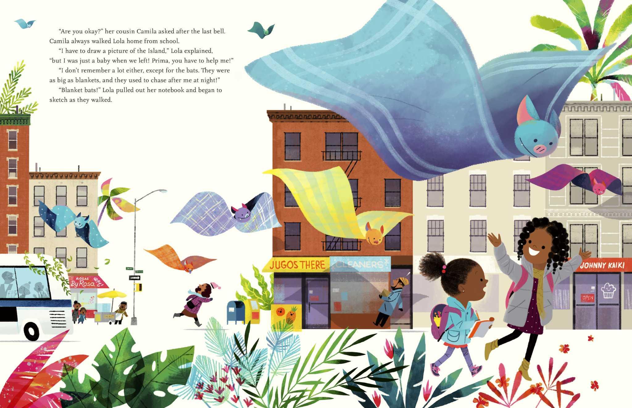 Pulitzer Prize-winning novelist Junot Díaz pens first children's book