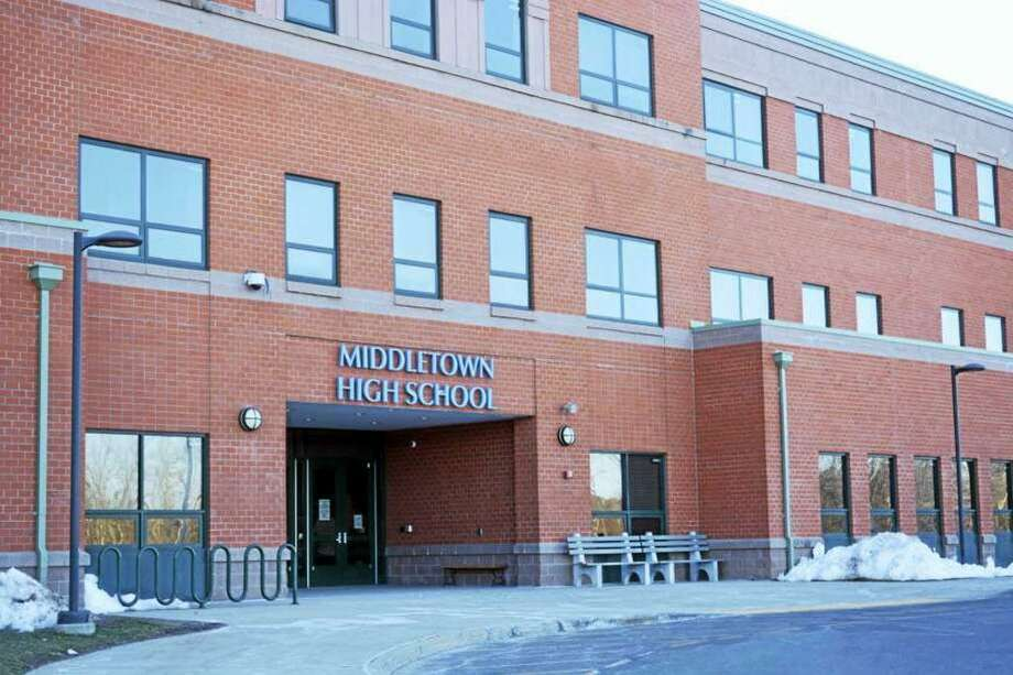 Middletown High School on LaRosa Lane Photo: File Photo