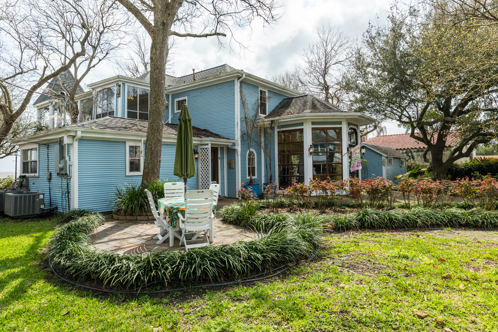 Oldest home on Galveston's North Bay for sale