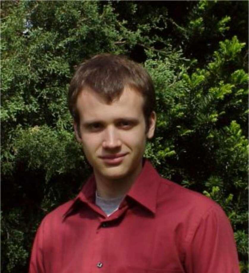 Juilliard student-composer Evan Fein.