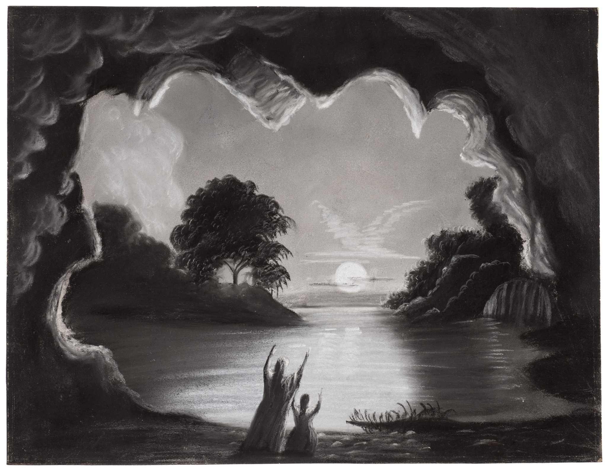 a peek inside the art collected by eccentric artist edward