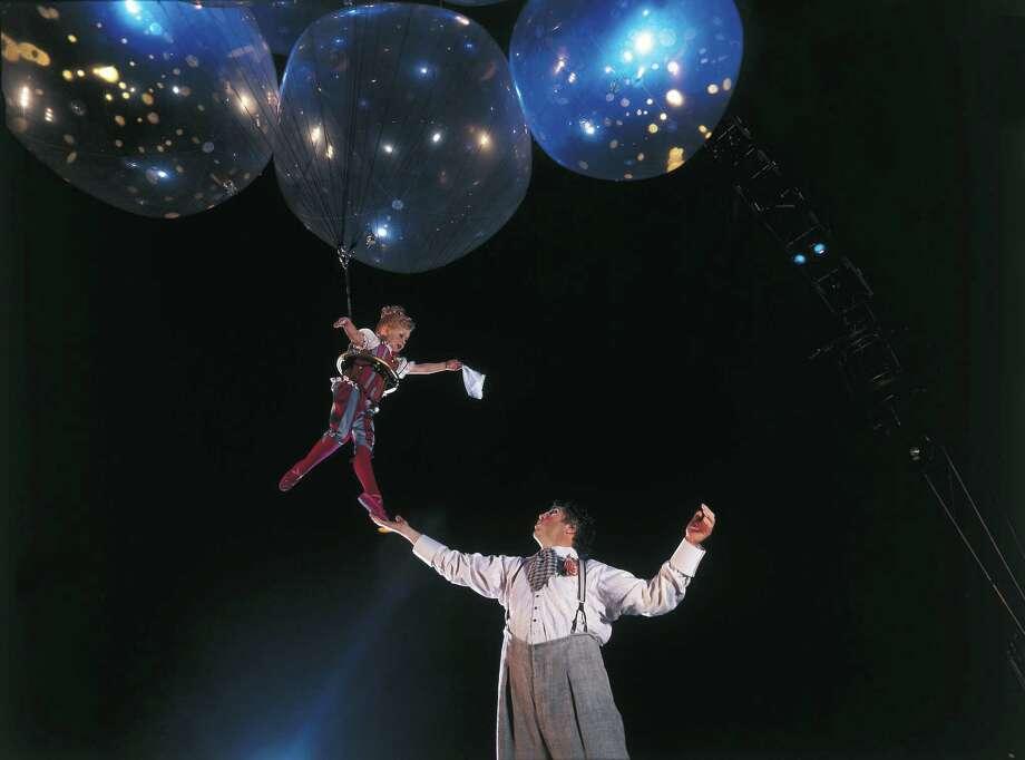 """A scene from Cirque du Soleil's """"Corteo."""" Photo: Cirque Du Soleil"""
